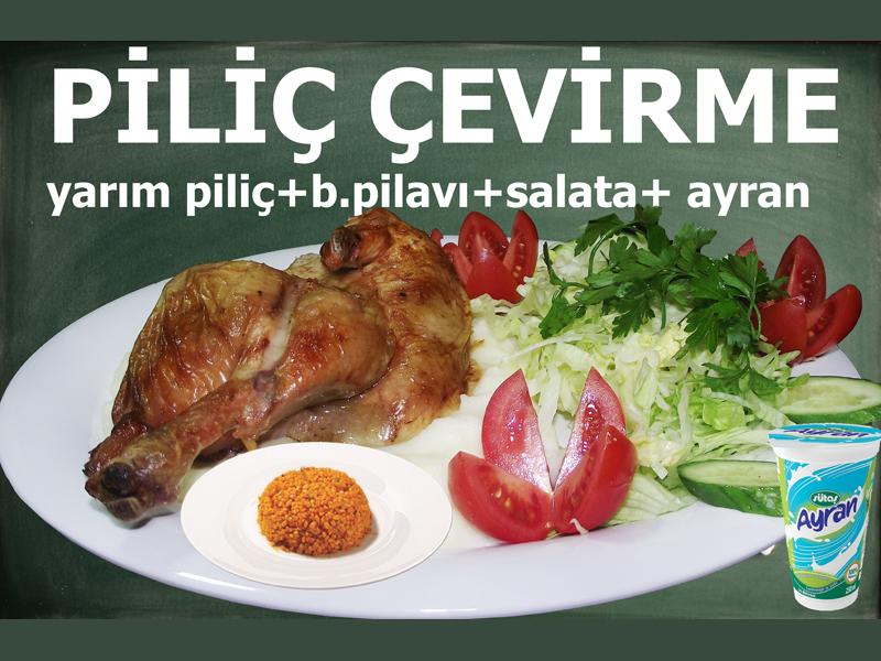Piliç Çevirme